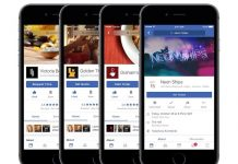 Facebook App Integrates Food and Ticket Ordering Into Brand Pages