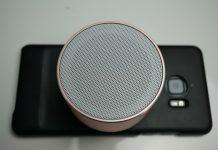 UNITEK Aluminium wireless Bluetooth speaker: Big sound in a little package (review)