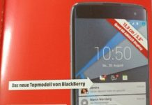 The BlackBerry DTEK60 could be available to buy in 5 days