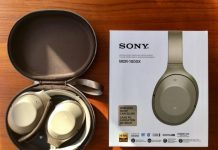 Sony MDR-1000X Review: Wireless Hi-Res Headphones Offer Next-Level Noise Canceling