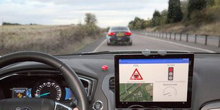 Never stop at a red light again with future Ford and Jaguar Land Rover cars
