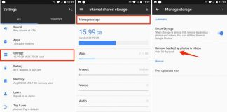 How to use the Google Pixel's Smart Storage feature     - CNET
