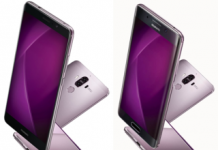 Huawei Mate 9 and Mate 9 Pro shown off in 'official' images