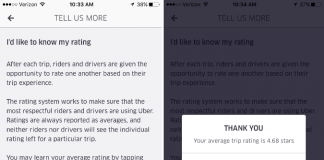 How to check your Uber rating     - CNET
