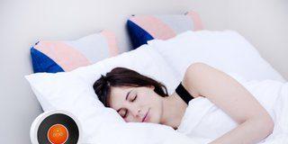 Bonjour is a smart alarm clock that doubles as a personal assistant
