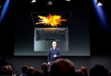 Apple unveils all new MacBook Pro