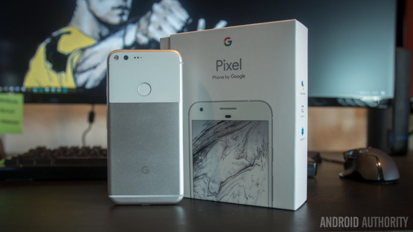 Google Pixel XL initial review: first 48 hours