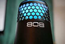 808 Hex Light: Portable light-show on your hand (review)