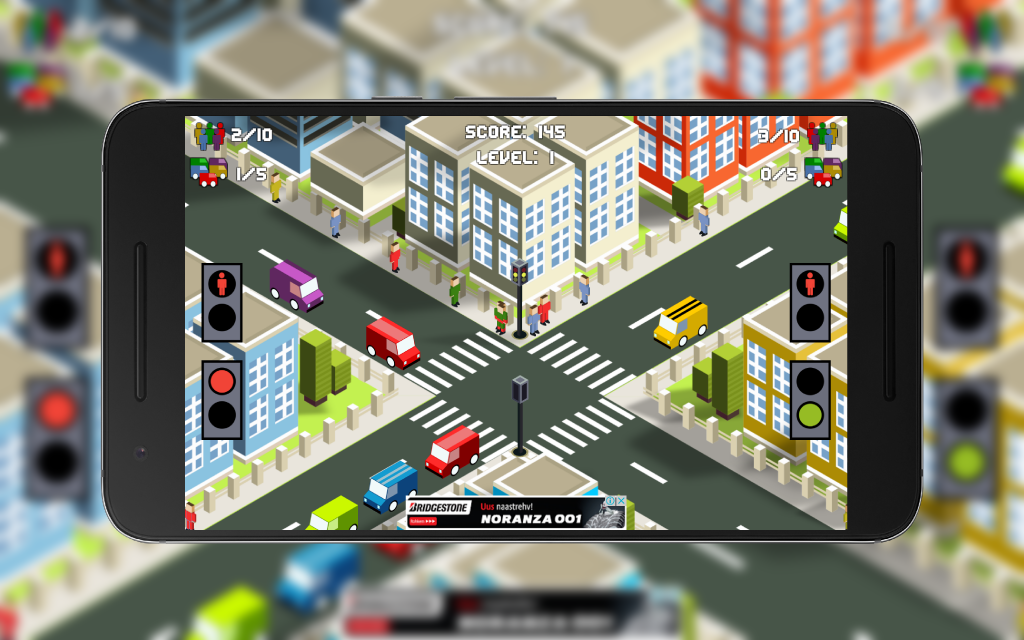 The City Traffic Gameplay