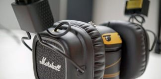 Marshall Major II Bluetooth Headphones: Live for music (review)
