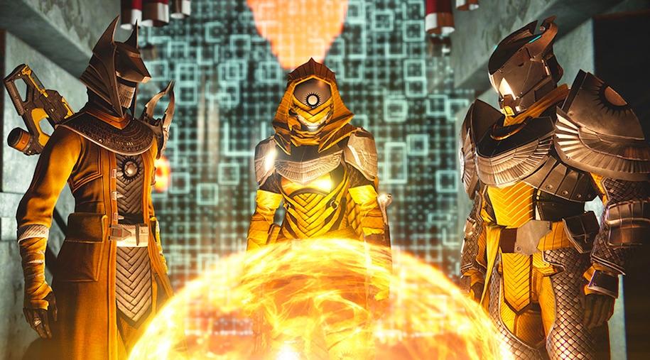 Destiny online multiplayer matchmaking
