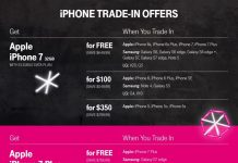 T-Mobile Offers Free iPhone 7 or 7 Plus With Eligible Device Trade-In for Black Friday