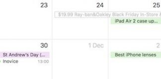 How to Delete iCloud Calendar Spam Without Alerting Spammers
