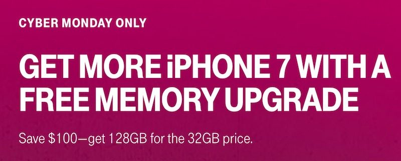 T-Mobile iPhone deal