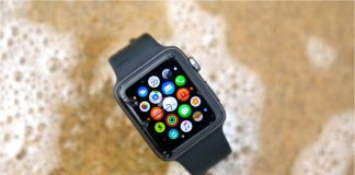 Runkeeper uses Apple Watch GPS to keep track of your route