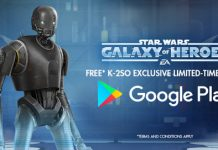 Star Wars: Galaxy of Heroes gets Android-exclusive content ahead of Rogue One premiere