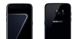 Pearl Black Galaxy S7 edge with 128GB storage debuting in Korea later this week