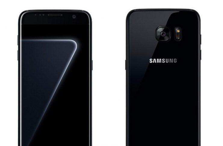 Pearl Black Galaxy S7 edge with 128GB storage debuting in Korea later this week