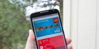 Android Pay is now live in Ireland