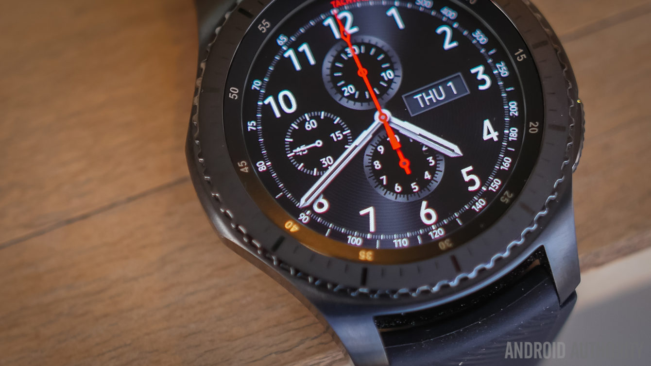Samsung Gear S3 review - AIVAnet