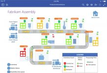Microsoft Releases Office Diagramming App 'Visio Viewer' for iPad