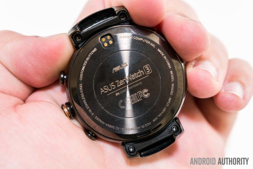 asus zenwatch 3 review aivanet. Black Bedroom Furniture Sets. Home Design Ideas