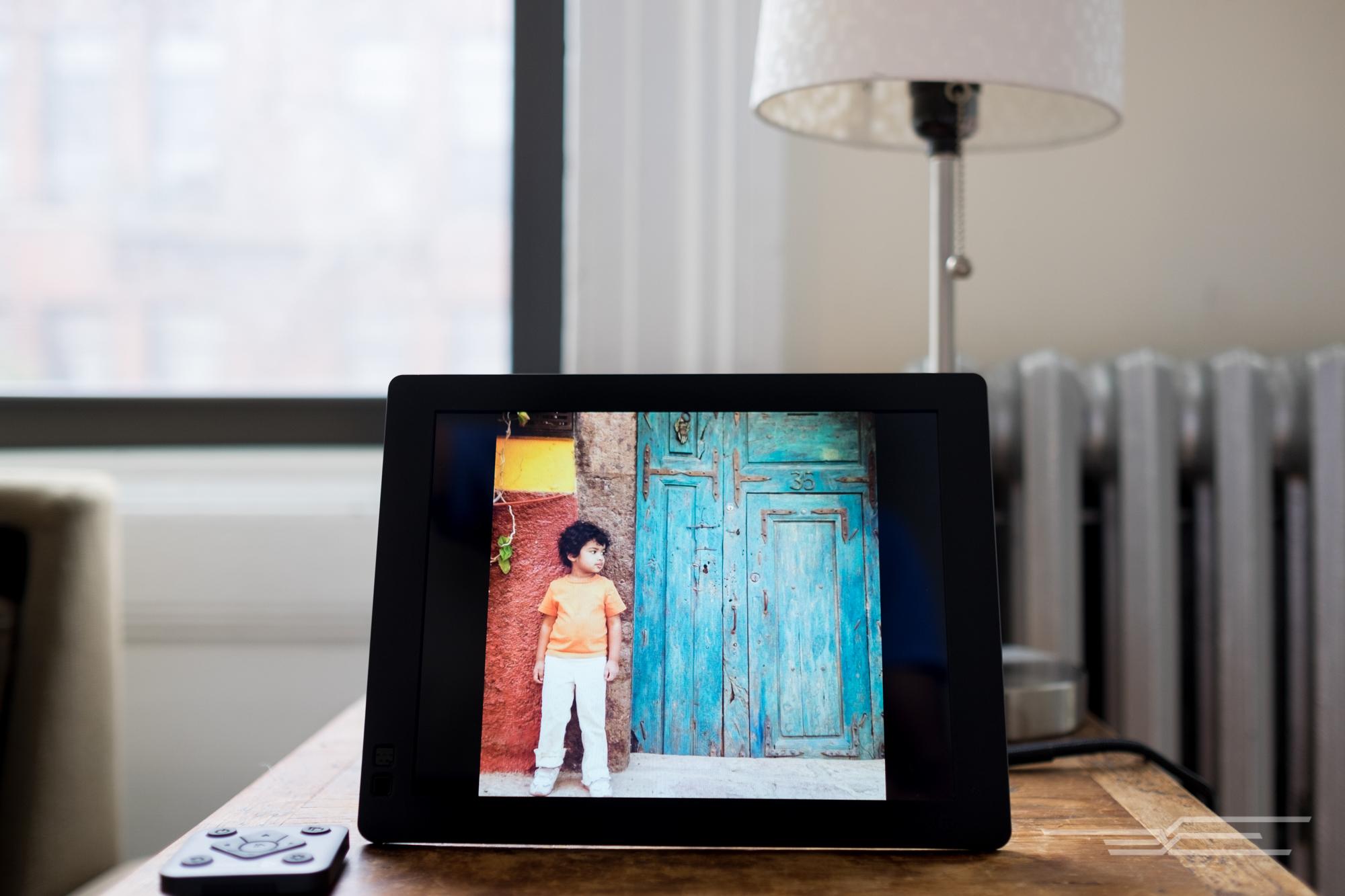 Digital photo frame hacks