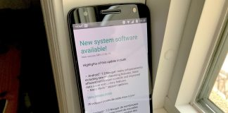 Android 7.0 Nougat comes to Moto Z in Canada