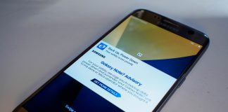 Verizon rolls out Note 7 update that stops phone from charging