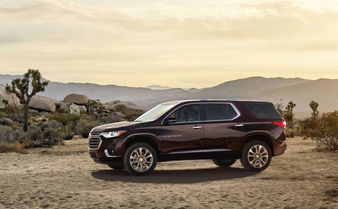 2018 Chevrolet Traverse Release Date, Price and Specs     - Roadshow