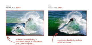 Google is bringing its bandwidth-saving RAISR image processing to your Android phone
