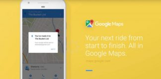 Google Maps Users Can Now Book and Pay for an Uber Ride Without Ever Leaving the App