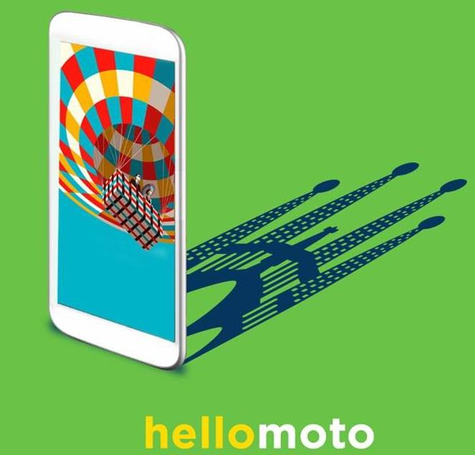 Motorola is announcing a new phone at Mobile World Congress in February