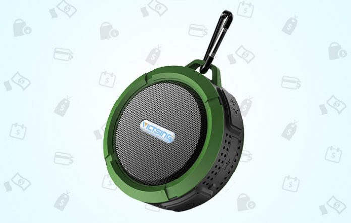 This $15 Bluetooth speaker is a great addition to any shower