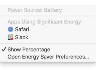 Apple Warns You When Your Display is Using Significant Energy in Latest macOS Beta