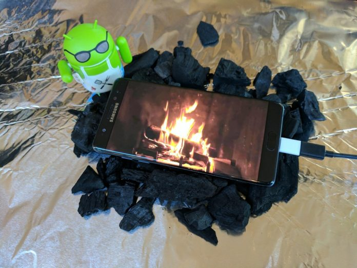 Samsung to state obvious: Batteries were the main cause behind Note 7 fires