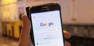 Google mobile saves searches if your connection drops