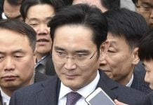 Samsung boss won't face arrest, at least for now