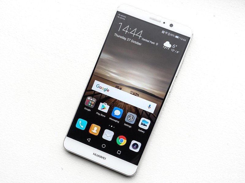 How to change the default launcher on the Huawei Mate 9 and