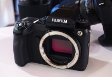 Fujifilm's GFX 50S pairs a huge sensor with a DSLR-like body