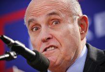 Giuliani as Trump's cybersecurity adviser is an unfunny joke