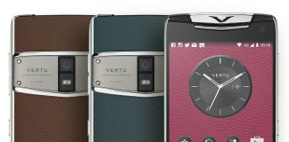 Vertu's new Constellation has modern specs, stunning materials ... and Marshmallow
