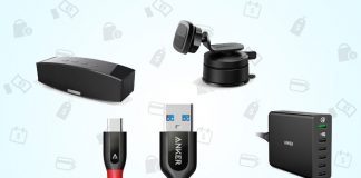 Save 25% on select Anker accessories for a limited time only!