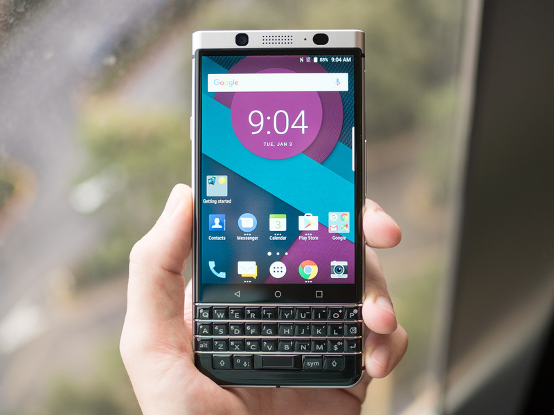 BlackBerry 'Mercury' to get official announcement in late Feb at MWC