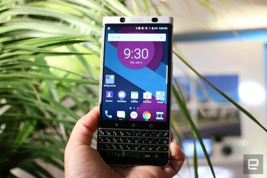 BlackBerry will launch its 'Mercury' phone on February 25th