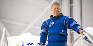 Boeing unveils its new line of advanced — and snazzy — blue spacesuits