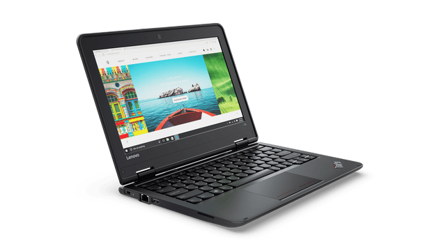 Lenovo reveals new clamshell, convertible laptops aimed at students and schools