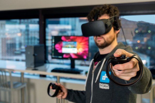 Oculus wants to help you set up the perfect virtual reality room