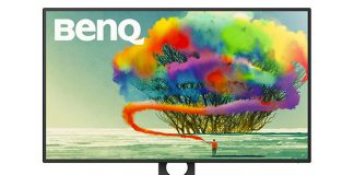 BenQ introduces another monitor aimed at creative professionals
