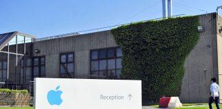 Apple moving international iTunes arm to Ireland next month